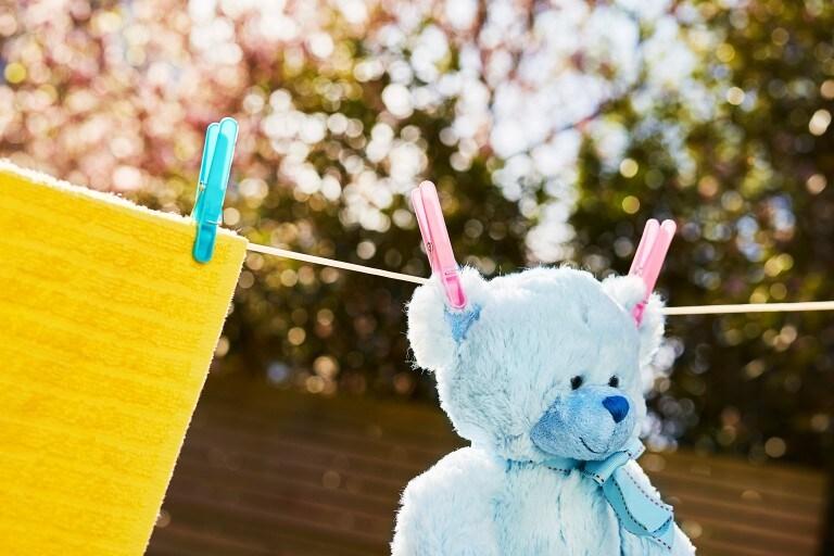 Como poner pañales de tela moderna y consejos de lavado