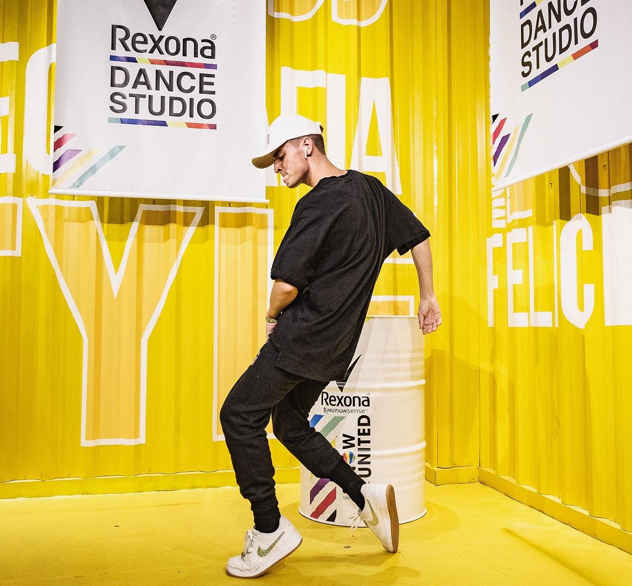 Rexona Dance Studio Josh