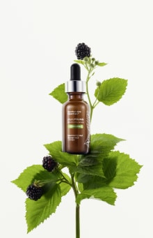 PhytoYoung Firming Serum and Blackberry Leaf
