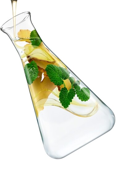 ApotheCARE Essentials™ - Revitalizer Collection - Beaker with Ginger/Lemon Balm