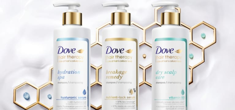 Gama Dove Hair Therapy