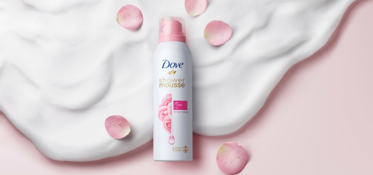 Dove Rethinking our Ingredients