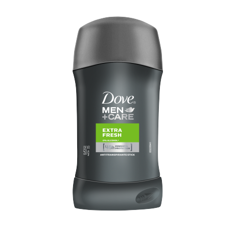 Dove Men+Care Antitranspirante en Barra Extra Fresh 50g
