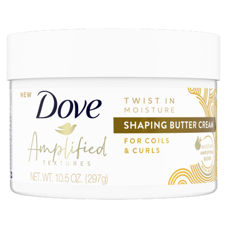 Dove Amplified Textures Twist In Moisture Shaping Butter Cream