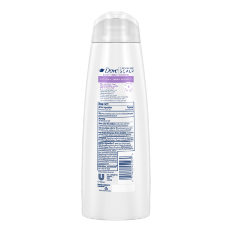 Dove DermaCare Scalp Soothing Moisture Anti-Dandruff Shampoo 12oz
