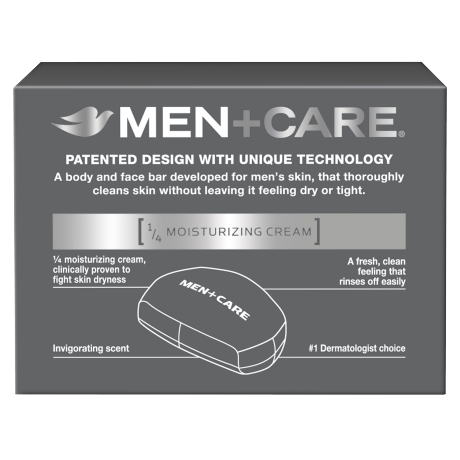 Dove Men+Care Extra Fresh Body and Face Bar 3.17 oz