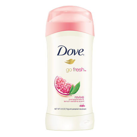 Dove Go Fresh Revive Antiperspirant 2.6 oz