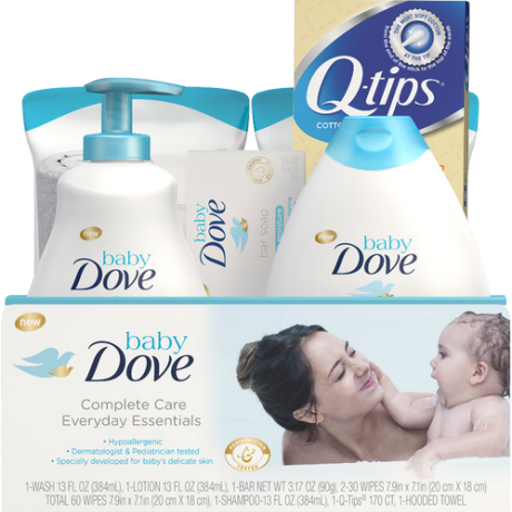Baby Dove Set de regalo Complete Care Everyday Essentials 7 artículos