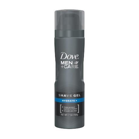 Dove Men+Care Hydrate+ Shave Gel 7 oz.