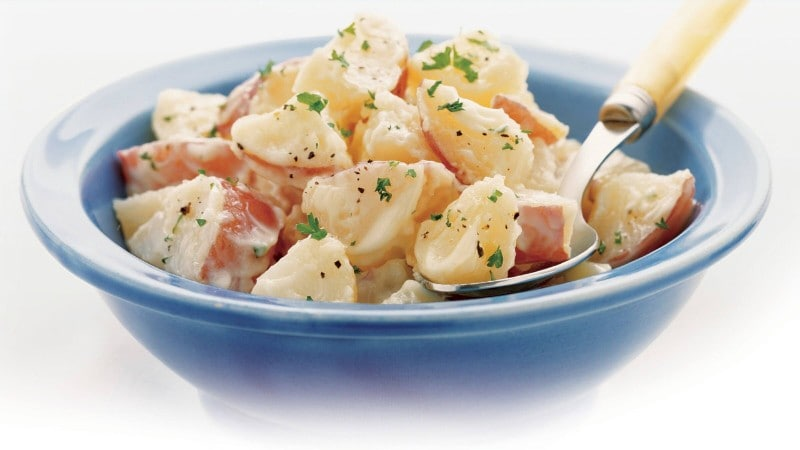 1-2-3 Savoury Potato Salad