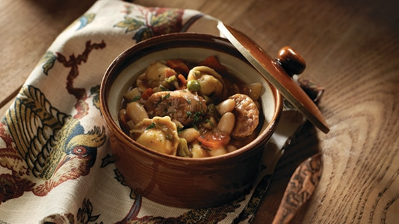 Hearty Tuscan Stew