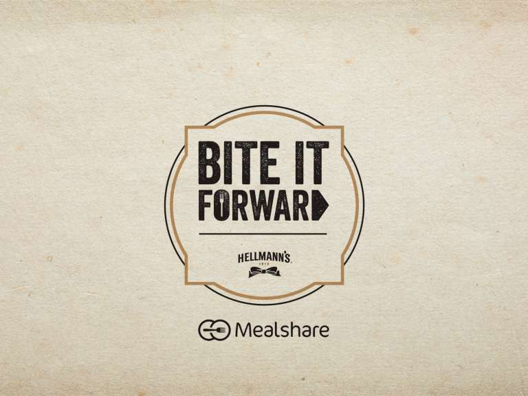 HELLMANN'S Bite It Forward