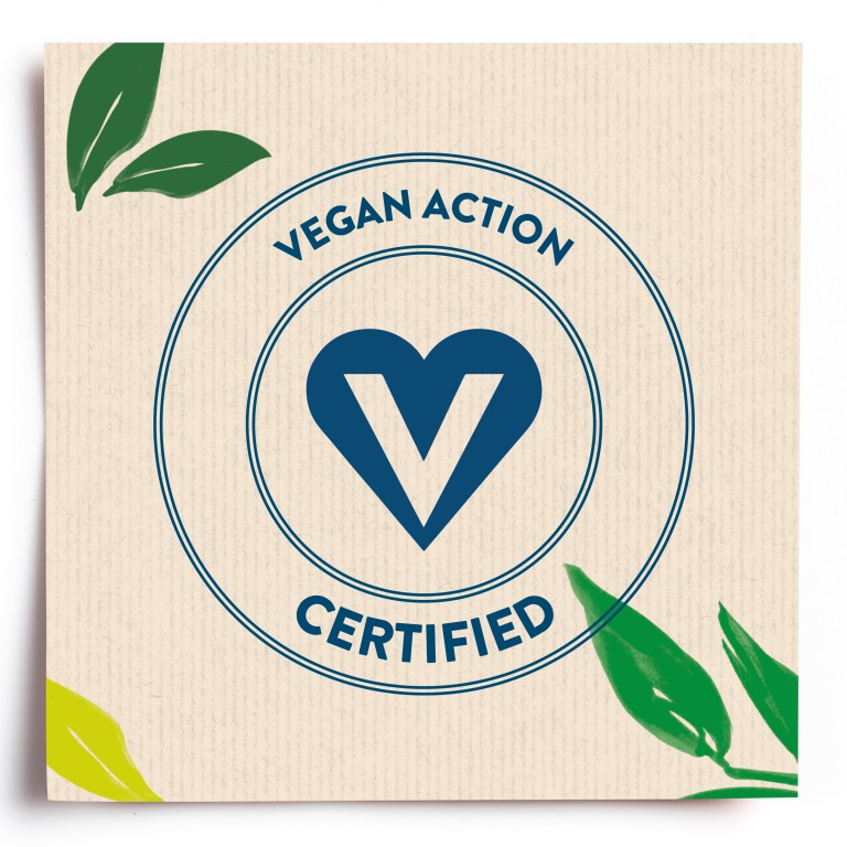 vegan action certified