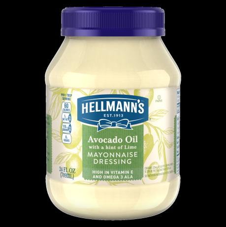 Avocado Oil Mayonnaise Dressing | Hellmann's