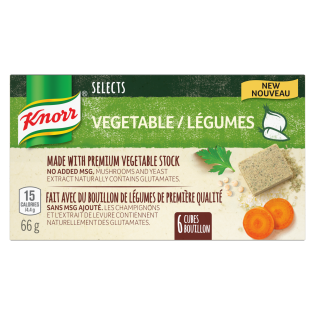 Knorr Selects™ Vegetable Bouillon Cubes