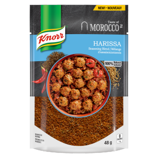 Knorr®Taste of Morocco™ Seasoning Blend - Harissa