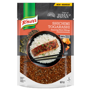 Knorr®Taste of Japan™ Seasoning Blend - Shichimi Togarashi