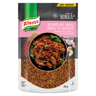 Knorr®Taste of Korea™ Seasoning Blend - Korean BBQ