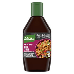 Bouillon concentré Knorr® Taste of India