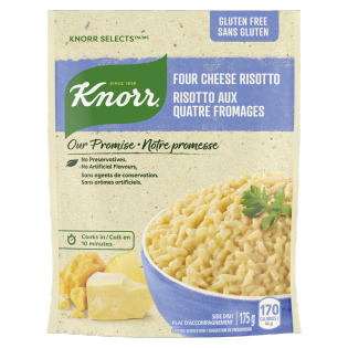 Selects Four Cheese Risotto side dish