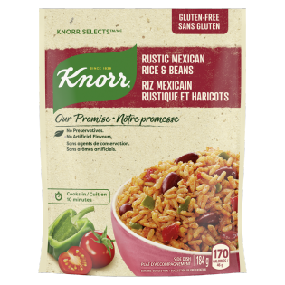 Selects Rustic Mexican Rice & Beans side dish