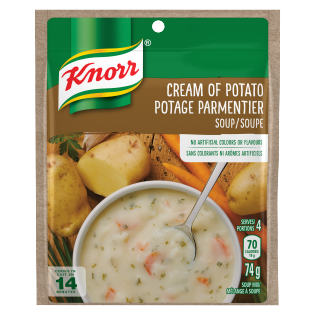 Cream of Potato Soup