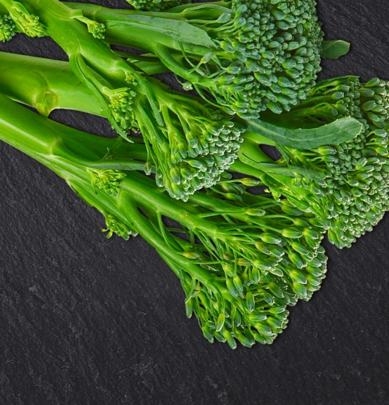 Future 50 Campaign - Broccoli Rabe
