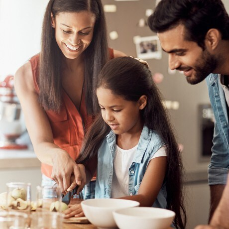 7 Tips for Cooking with Kids in the Kitchen