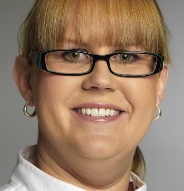 Knorr Chef Kim Cowles
