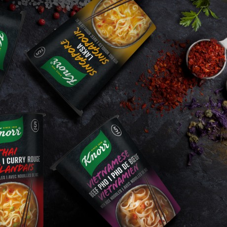 Knorr Noodle Cups