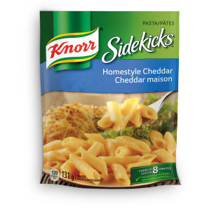 Sidekicks Homestyle Cheddar Pasta Side