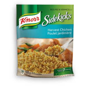 Sidekicks Harvest Chicken Rice & Pasta Side