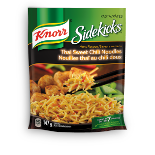 Sidekicks Menu Flavours Thai Sweet Chili Noodles