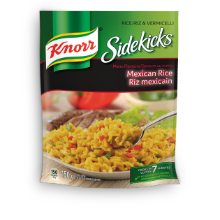 Sidekicks Menu Flavours Mexican Rice
