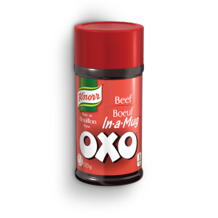 Base de bouillon de bœuf in-a-mug OXO