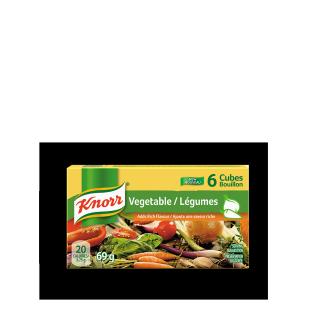 good out x quality design 100% quality Légumes cubes de bouillon | Knorr®