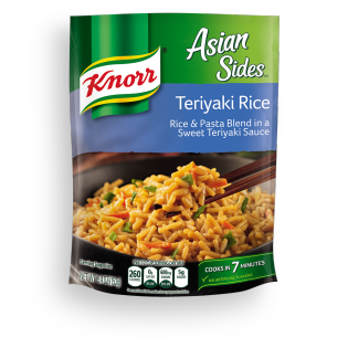 Arroz al Teriyaki