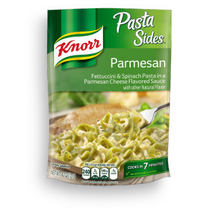 Knorr 174 Pasta Sides Parmesan Amp Spinach Fettuccini