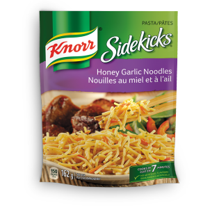 Sidekicks Honey Garlic Noodles