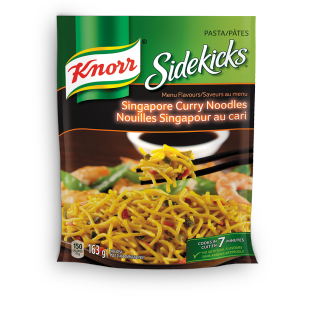 Sidekicks Menu Flavours Singapore Curry Noodles