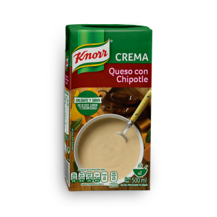 TETRA QUESO CON CHIPOTLE | Knorr MX