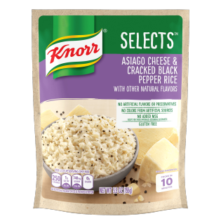 Arroz Cheese Asiago | Knorr MX