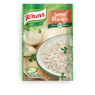 ARROZ BLANCO | Knorr