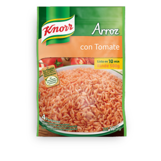 ARROZ CON TOMATE | Knorr MX