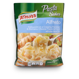 PASTA SIDES ALFREDO | Knorr MX