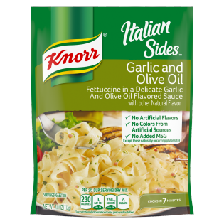 Garlic & Olive Oil Pasta