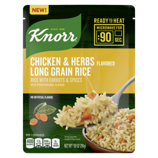 Chicken & Herb Flavored Rice
