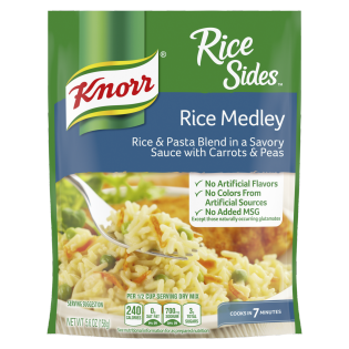 Knorr 174 Rice Sides Rice Medley