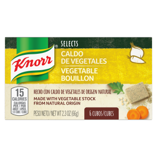 Knorr® Selects Vegetable Bouillon Cubes