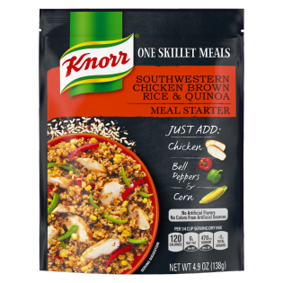 Knorr® One Skillet Meals Southwestern Chicken